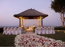 ���嵺�����Ⱥ����������  Ayana Villa Wedding